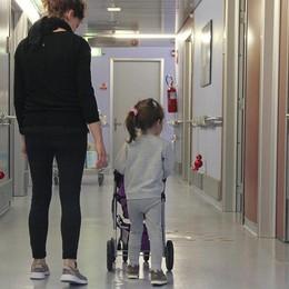 Emma ha un cuore nuovo, Sofia un futuro Su L'Eco storie di Natale e di speranza