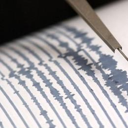 Lieve terremoto in provincia di Brescia Epicentro a Cellatica, scossa alle 17.48