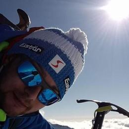Mercoledì l'ultimo saluto a Claudio Amante della montagna, Parre nel dolore