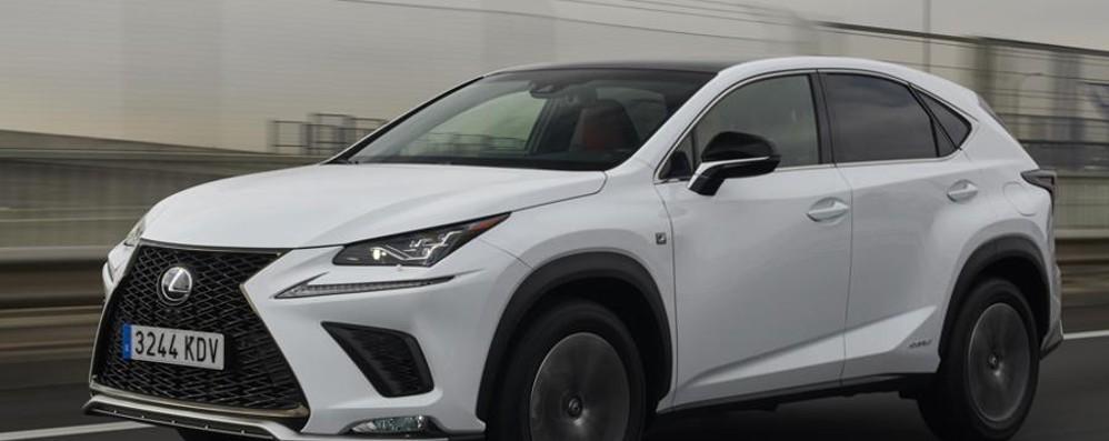 Nuovo Lexus NX Hybrid Suv sempre più elegante