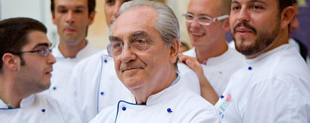 Addio a Gualtiero Marchesi Grande maestro della cucina italiana