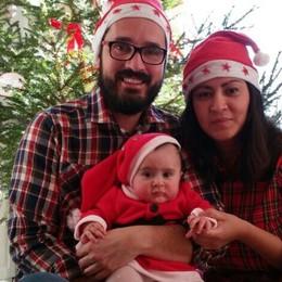 Dopo tre anni un bebè ad Averara «Se c'è lavoro, i giovani restano»