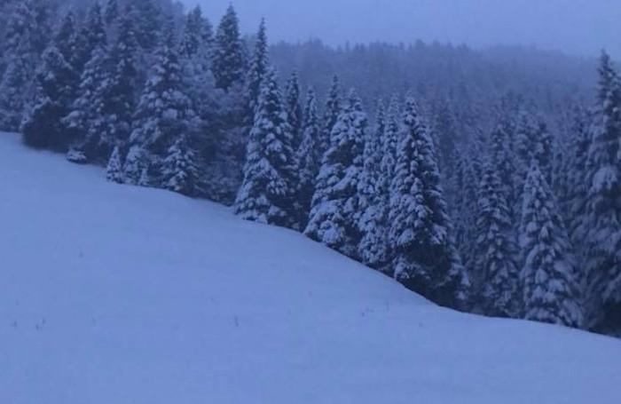 Neve a Mezzoldo