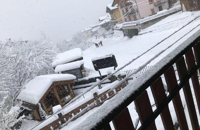 Neve a Lizzola