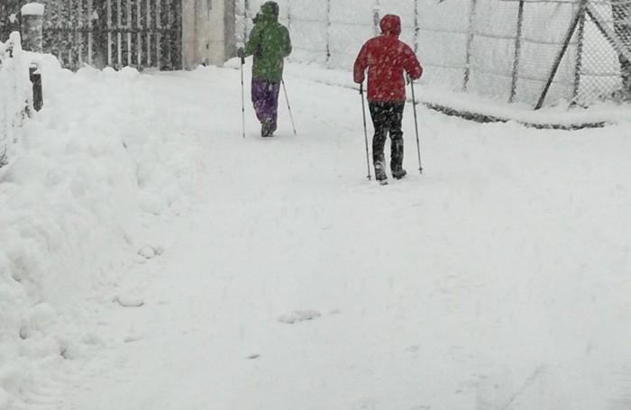 Neve in Presolana