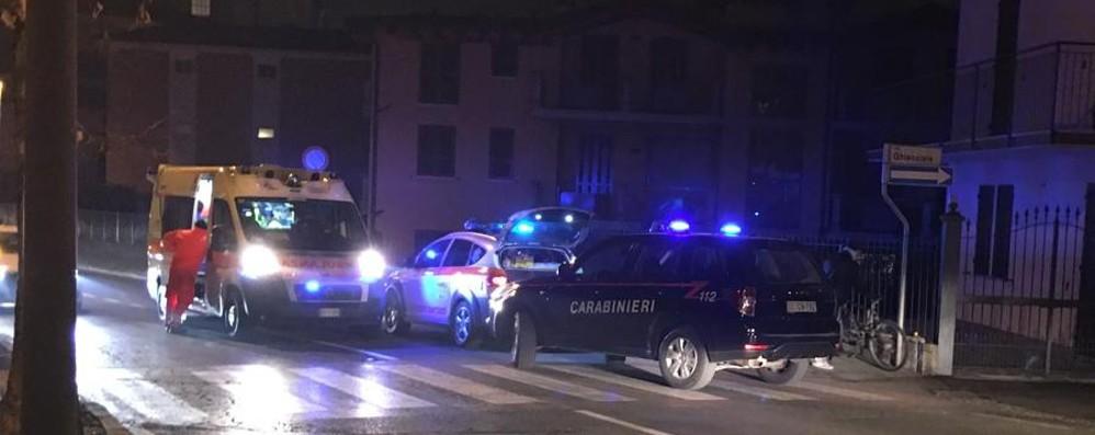 Travolto mentre spinge lo scooter È morto il 15enne di Predore