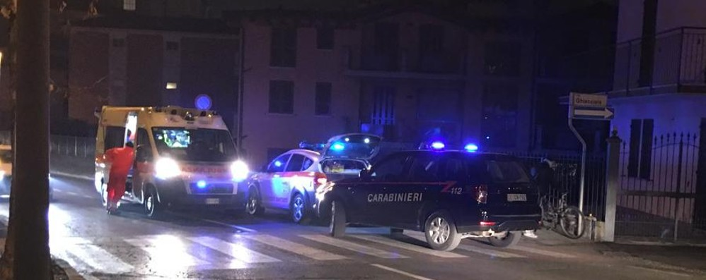 Travolto mentre spinge lo scooter È morto il 15enne di Predore