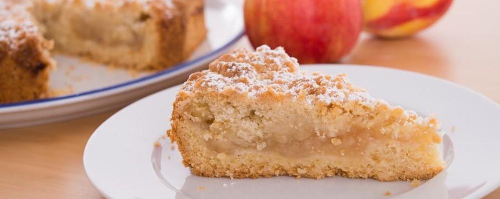 Un dolce senza tempo La classica torta di mele