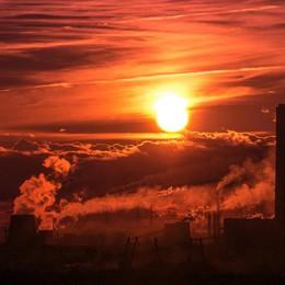 A Bergamo la pioggia caccia lo smog I Pm10 tornano sotto i limiti di legge