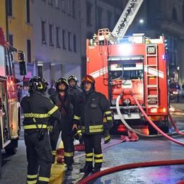 Anziano bergamasco morto a Bolzano Una sigaretta ha causato l'incendio