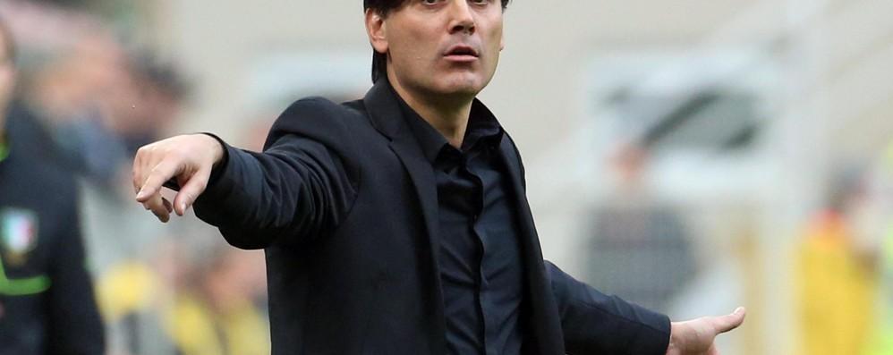 Montella si ritrova in Champions Allenerà il Siviglia e sfiderà Mourinho