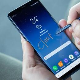 Non c'è pace per Samsung  Problemi di ricarica per il Note 8