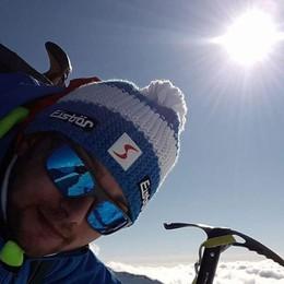 Parre, l'ultimo saluto a Claudio Niente fiori, solo offerte al Soccorso Alpino