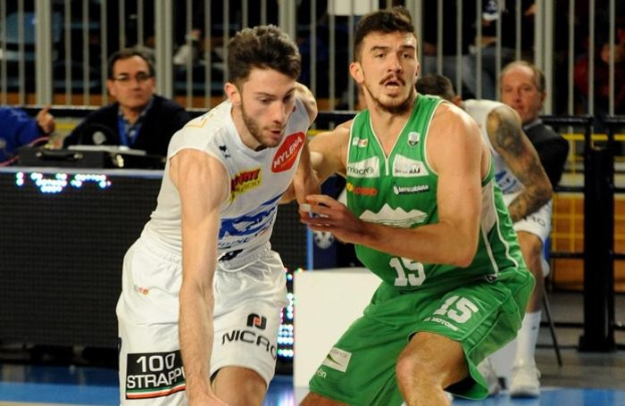Luca Cesana (Remer) in azione