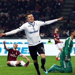L'Atalanta chiude il suo anno migliore Con il Cagliari per raggiungere  i 70 punti