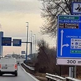 Occhio alla tangenziale di Brescia Ora c'è un nuovo «tutor-velox»