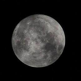 A Luzzana la corsa della luna piena