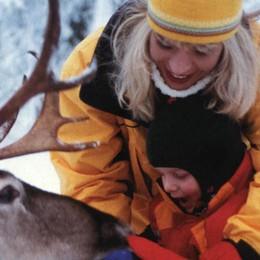 Magica  Lapponia svedese nel silenzio della natura