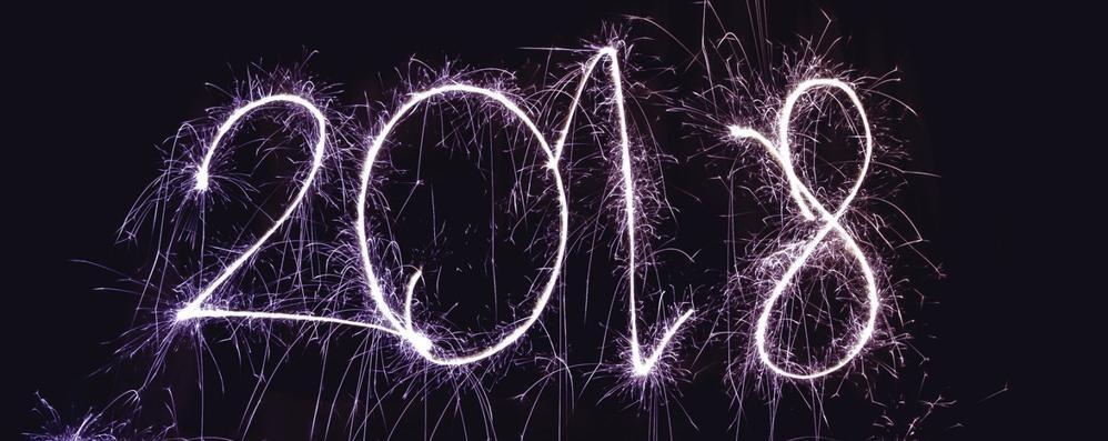 Felice 2018 da L'Eco di Bergamo Vi auguriamo un anno di buone notizie