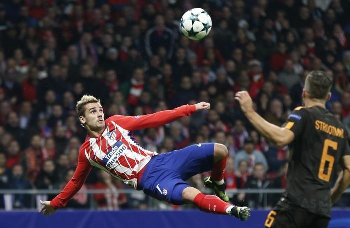 Griezmann (Atletico Madrid)