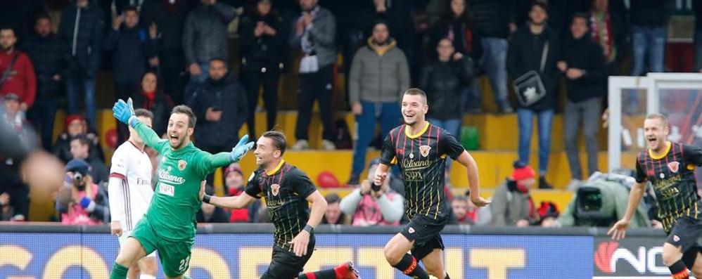 «Il gol di Brignoli uno spot per il calcio» Il bergamasco: Gattuso ha rosicato