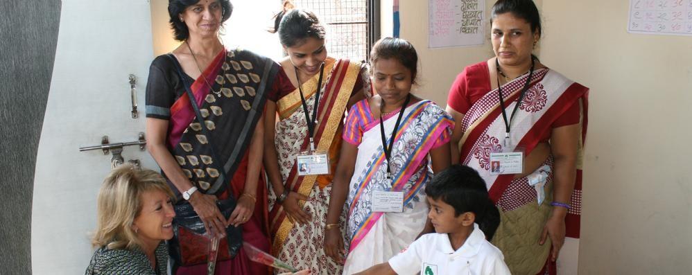 Quando l'impresa è davvero sociale I progetti Brembo premiati in India
