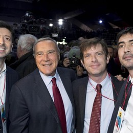 La sinistra divisa Il conflitto di Grasso