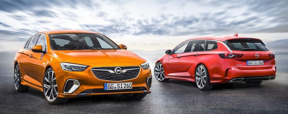 Opel Insignia GSi Berlina o per famiglie