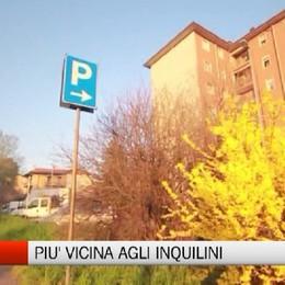 A Bergamo Aler mobile