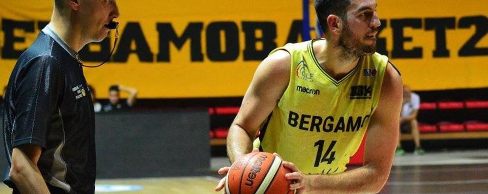 Altra sconfitta per Bergamo Ko dalla vice-capolista Montegranaro