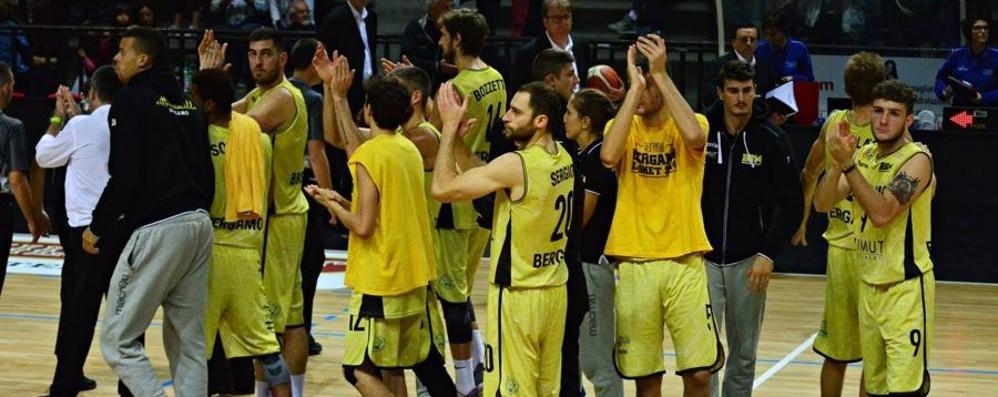 Bergamo, con Montegranaro due punti per blindare la permanenza serie A2