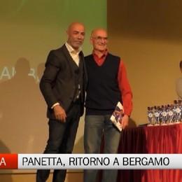 L'ex campione mondiale Panetta alla festa dell'atletica bergamasca