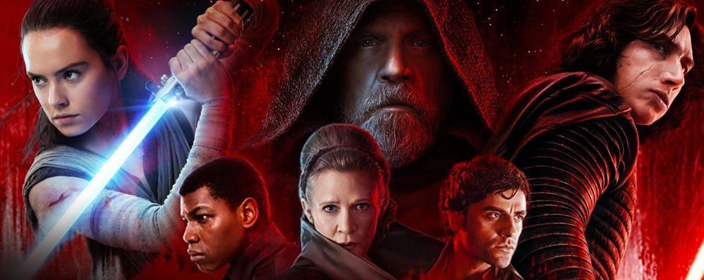 Star Wars, grande attesa per il 13  Tutti gli appuntamenti a Bergamo