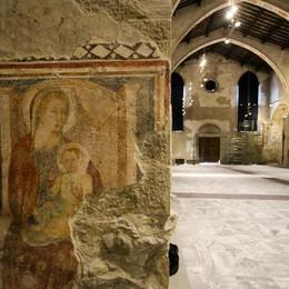 Lavori nella chiesa di Sant'Agostino Nel 2018 si restaurano gli affreschi
