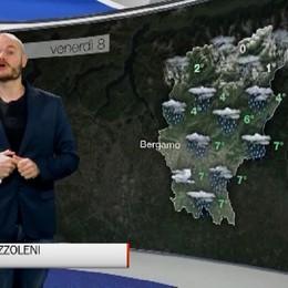 Meteo - Le previsioni per il ponte dell'Immacolata
