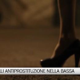 Operazione antiprostituzione nella Bassa.