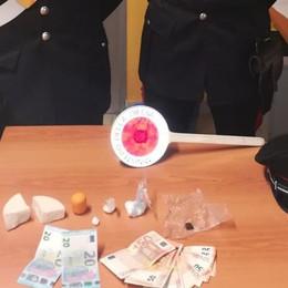 Arrestato spacciatore a Urgnano  I carabinieri sequestrano cocaina