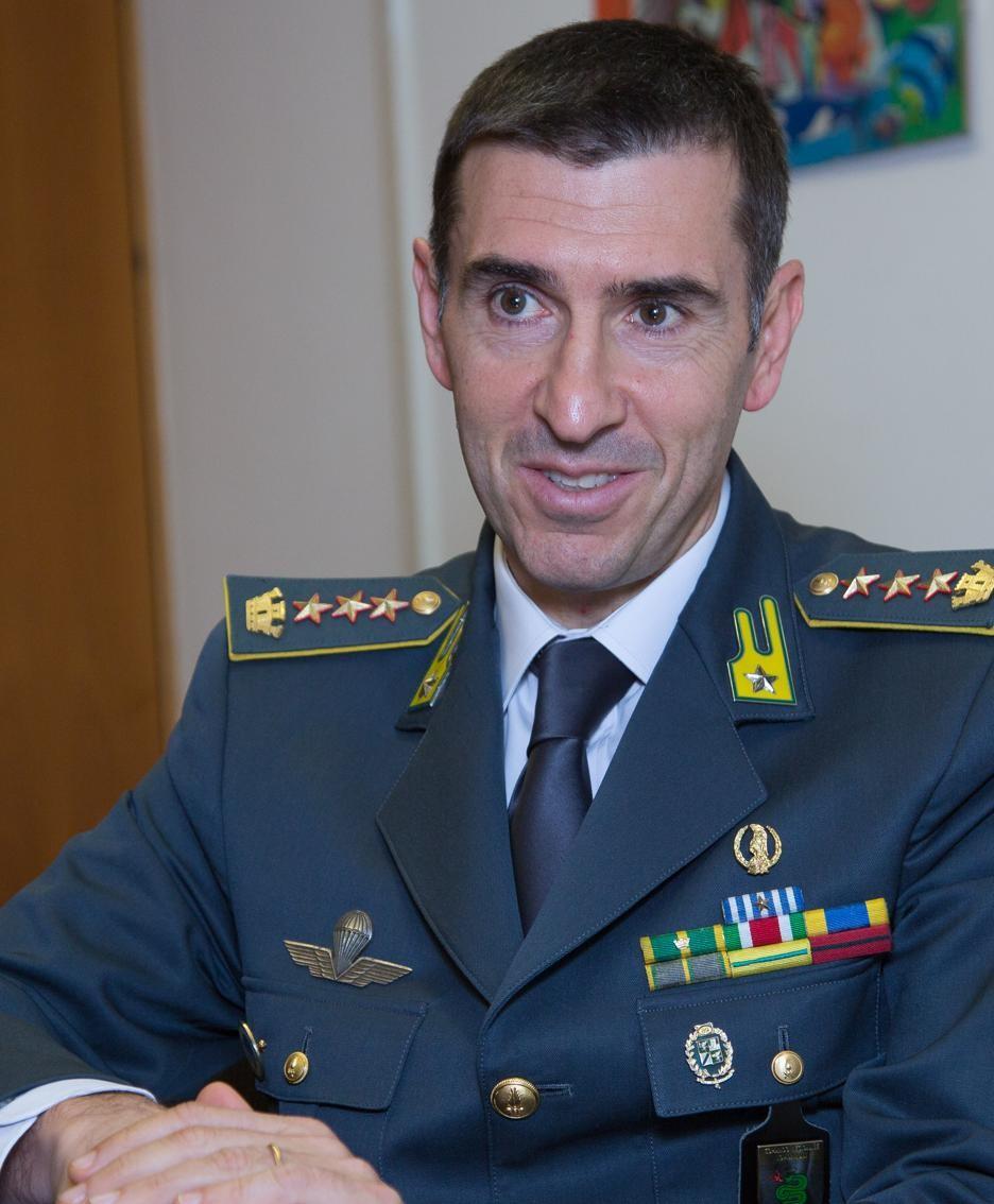 Colonnello Mario Salerno