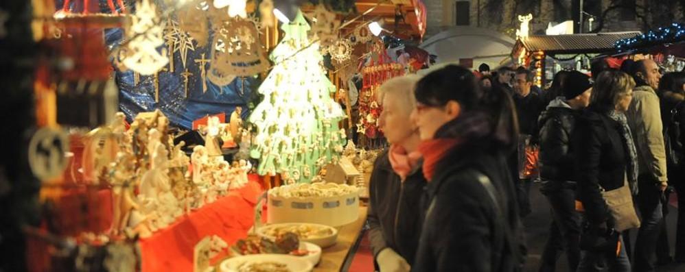Shopping di Natale, cresce la fiducia Ogni bergamasco spenderà 166 euro