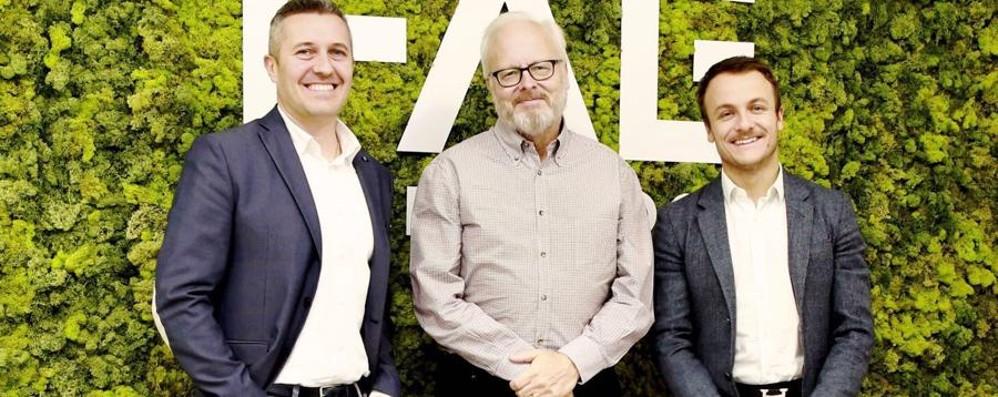 Guru della Silicon Valley cerca partner  e si spinge fino a Gazzaniga