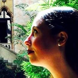 A Londra Elena studia le cellule cerebrali