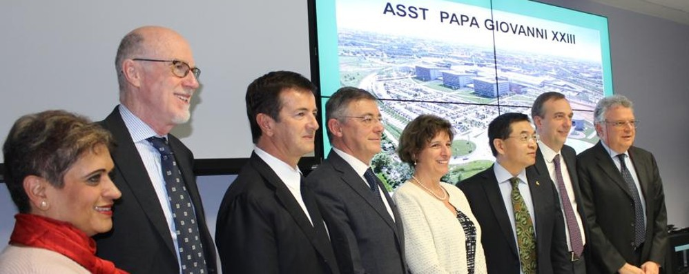Ecco i nuovi medici hi-tech Si formeranno all'Università di Bergamo