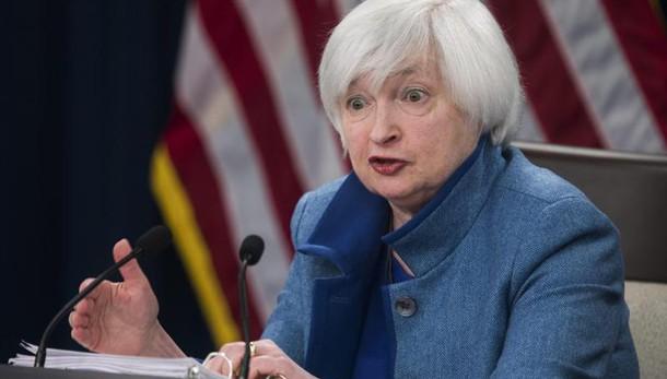 Fed: lascia tassi fermi fra 0,50 e 0,75%