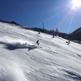 Foppolo: «Gli impianti creano utile la stagione sciistica non salterà»