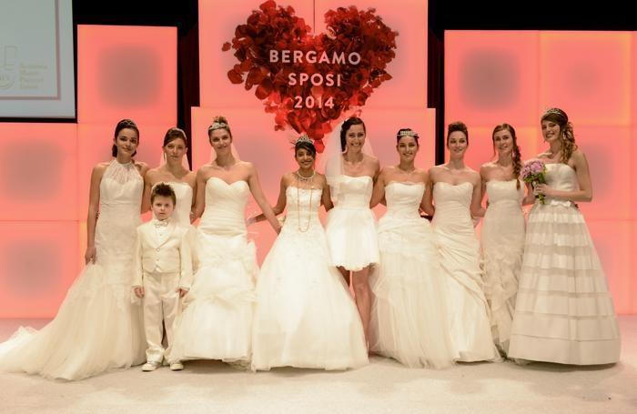 Venerd torna bergamo sposi in fiera tutta la magia di for Fiera di bergamo 2016