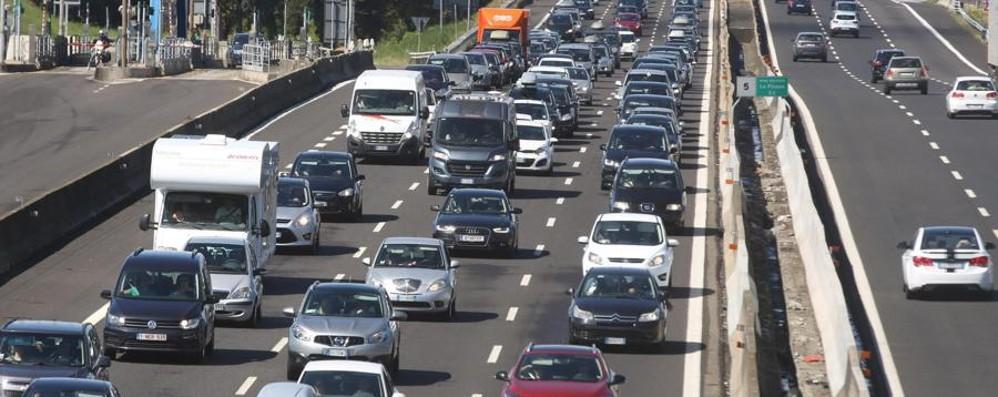 Autostrada Bergamo-Treviglio  La proposta «green» della Provincia