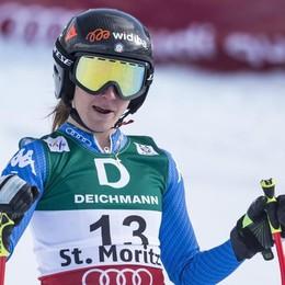 Mondiali, Sofia Goggia in testa Bene in discesa, ora tocca allo slalom