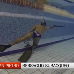 Amici Apnea, il tiro a bersaglio subacqueo
