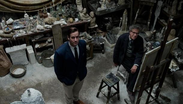 Berlino: Tucci racconta Giacometti