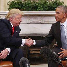 Se Trump diventa la copia di Obama